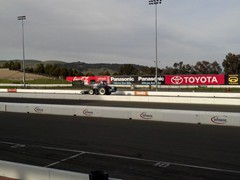 A Funny Thing Happened on the way to get race gas at Infineon